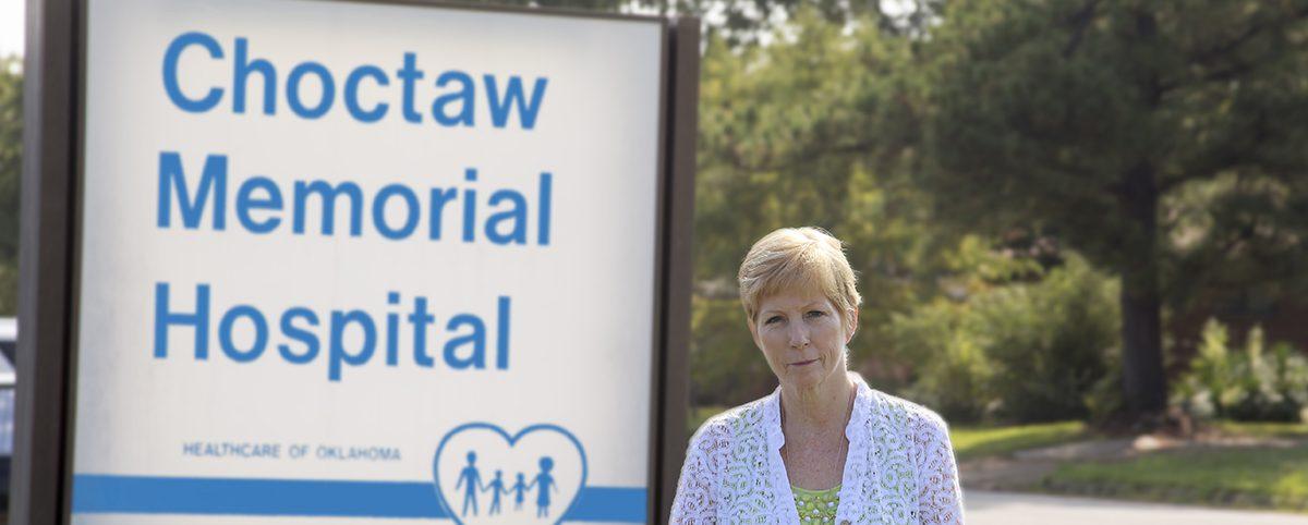 Choctaw Memorial Hospital